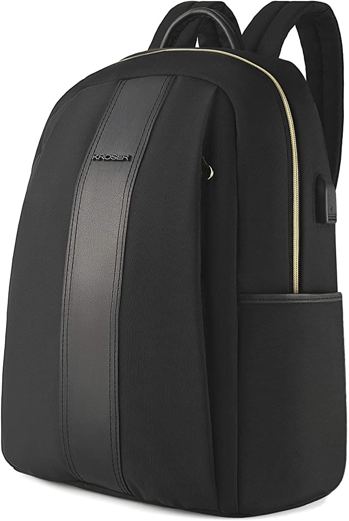 Everyday Black Backpack | Casual Backpacks for Women From Amazon
