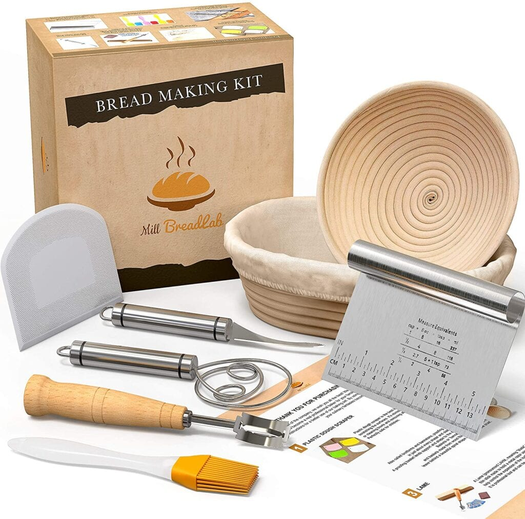 Bread Making Kit    Best Gifts for Moms
