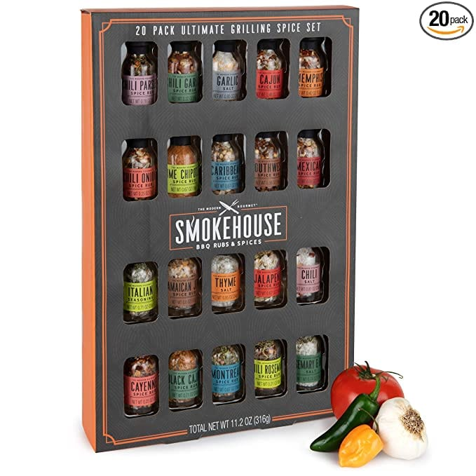 Grilling Spice Set   50+ Gifts for Dads Who Have Everything   Gift Ideas for Dad Under $50