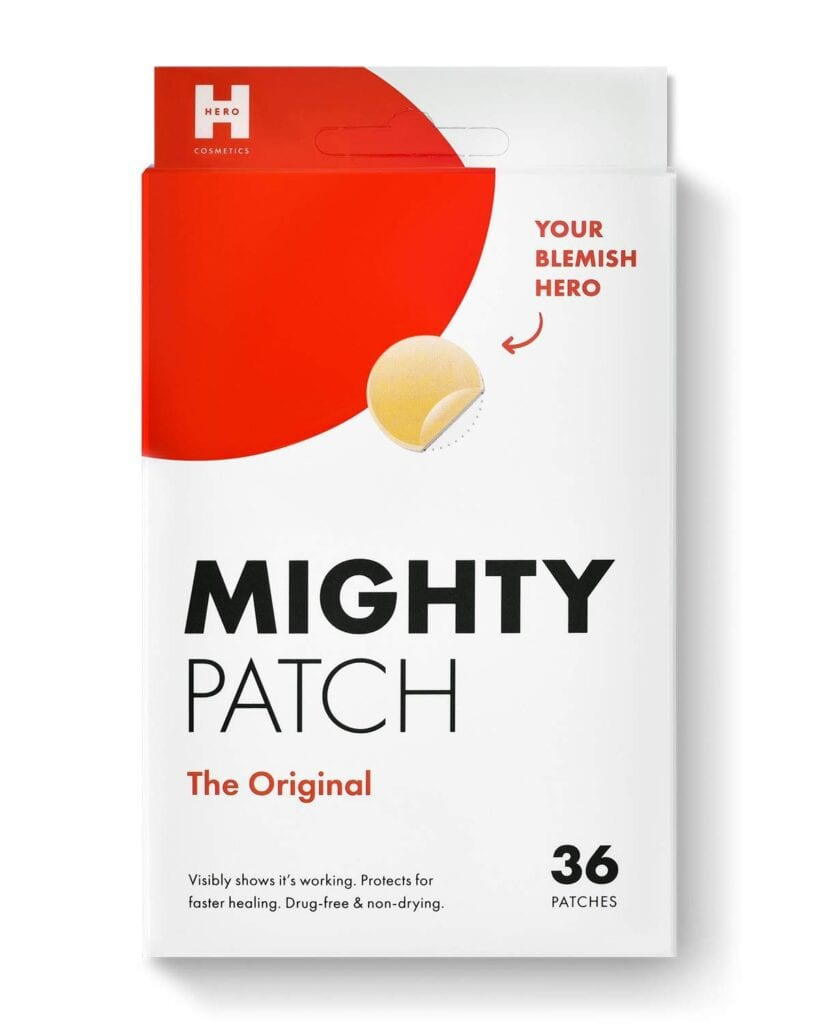 Mighty Patch Spot Treatment   Best Selling Acne Skin Care Treatments on Amazon