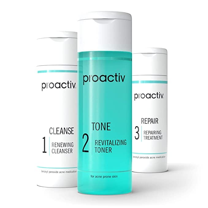 ProActiv 3-Step Acne Treatment   Best Selling Acne Skin Care Treatments on Amazon