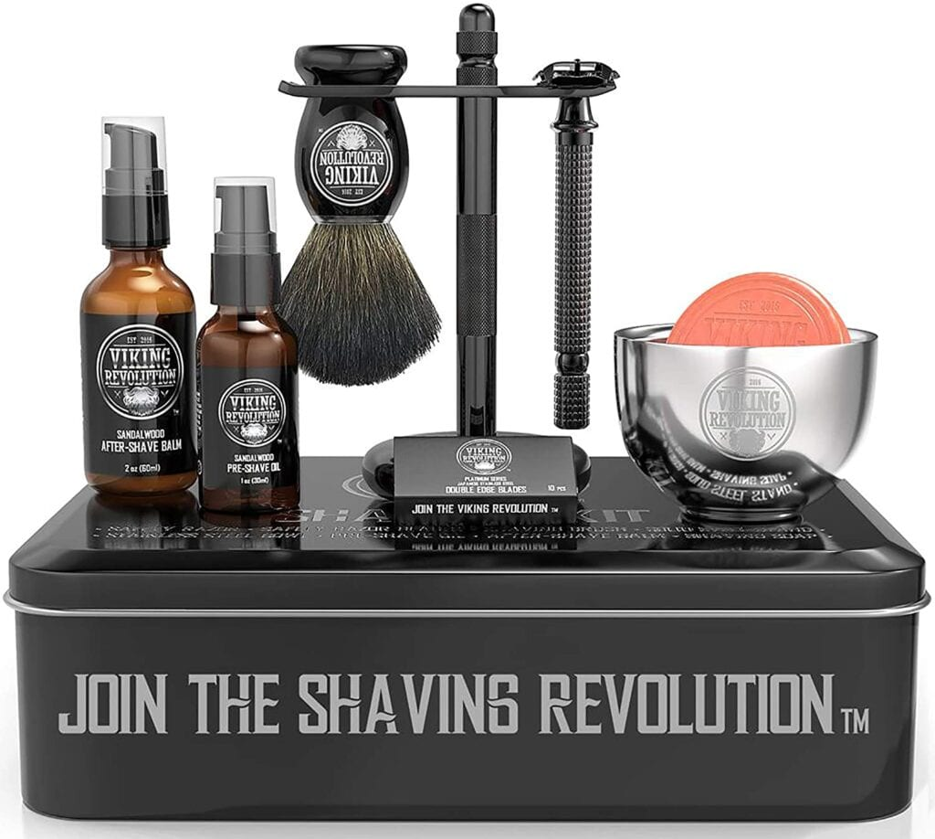 Shaving Kit   50+ Gifts for Dads Who Have Everything   Gift Ideas for Dad Under $100