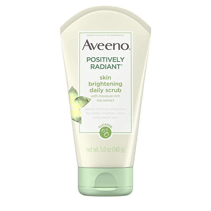 Aveeno Skin Brightening Scrub   Best-Selling Facial Cleansers on Amazon