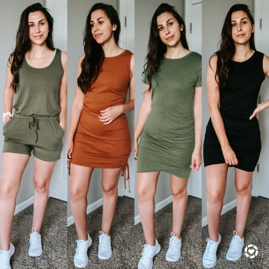 I tried on four summer styles from Amazon Prime Wardrobe, a try-before-you-buy clothing service and this is what I thought!