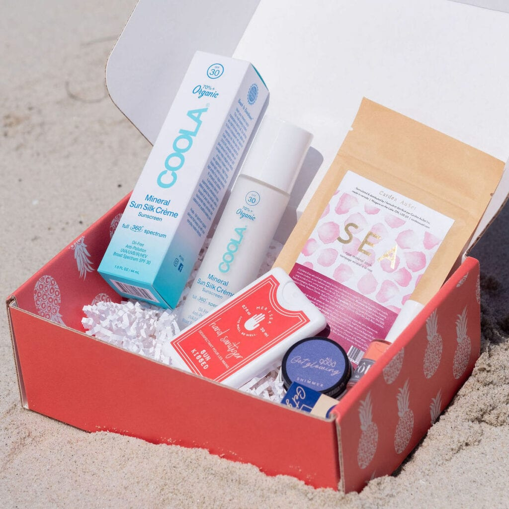 What's Inside a Beachly Beauty Box and Is The Beauty Subscription Box Worth It?   Basic Housewife