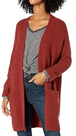 Longline Open Front Cardigan   The Best Fall Sweaters Available on Prime Wardrobe