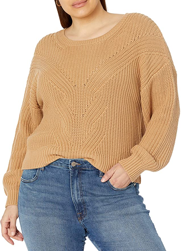 Cable Knit Sweater   The Best Fall Sweaters Available on Prime Wardrobe