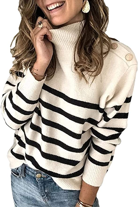 Pullover Sweater    The Best Fall Sweaters Available on Prime Wardrobe