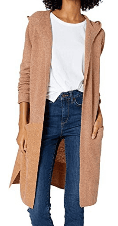 Long-line Cardigan   The Best Fall Sweaters Available on Prime Wardrobe