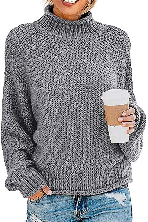 Chunky Knit Sweater   The Best Fall Sweaters Available on Prime Wardrobe