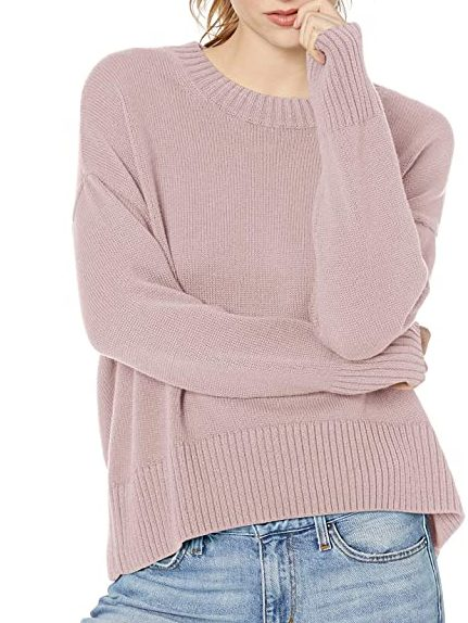 Pullover Crewneck Sweater   The Best Fall Sweaters Available on Prime Wardrobe