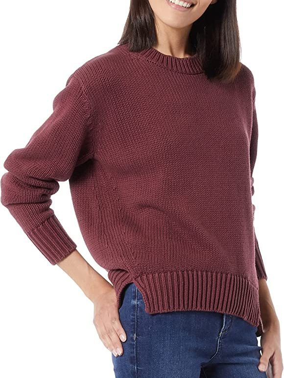 Crew Pullover Sweater   The Best Fall Sweaters Available on Prime Wardrobe