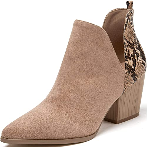 Cute Fall Booties on Amazon Under $50 | Basic Housewife